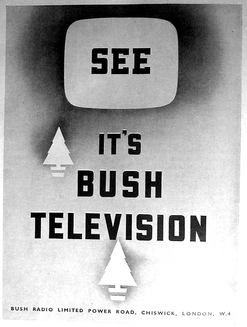 Bush-TV-Advert